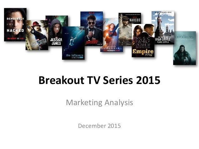 Analysis of a Tv Show
