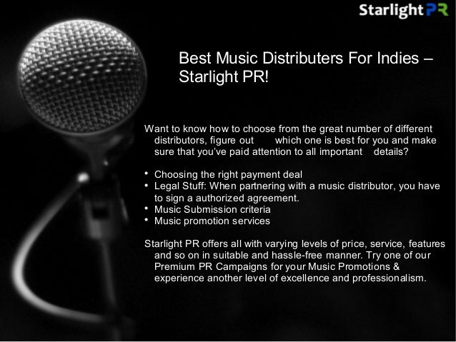 Breakthrough and get heard by millions with the best pr for musicians