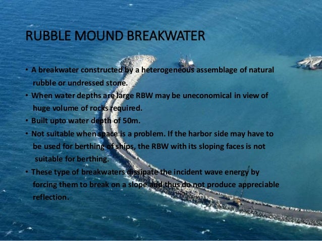 rubble mound breakwater thesis