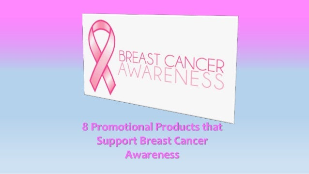 8 Promotional Products that Support Breast Cancer Awareness