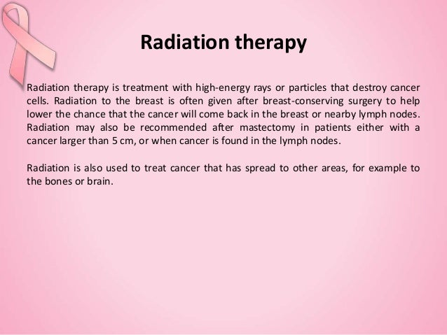 radiation therapy application essay Radiaition therapy is an awesome careeri am currently a second year student and it is everything you expect it to be and morei love my patients,from the really sweet ones to the angry cranky onesyou are required to be a critical thinker and use skills you never thought you had.
