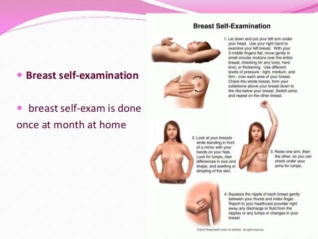 Breast screening tests