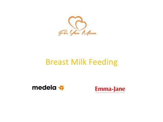 Breast Milk Feeding
