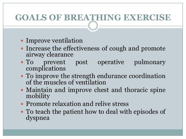 Principles  Area of exercises  Explanation & Instructions to the patient  Patients position  Evaluate the patient  De...