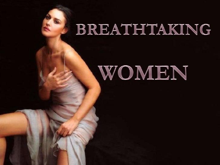 BREATHTAKING<br />WOMEN<br />