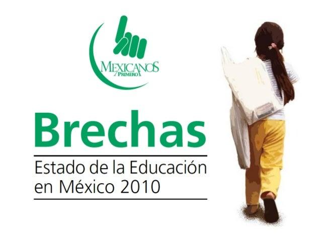 La generación herida se mantiene  Hoy por hoy, para menos de la mitad de los mexicanos hay esperanza de que estén en prepa...
