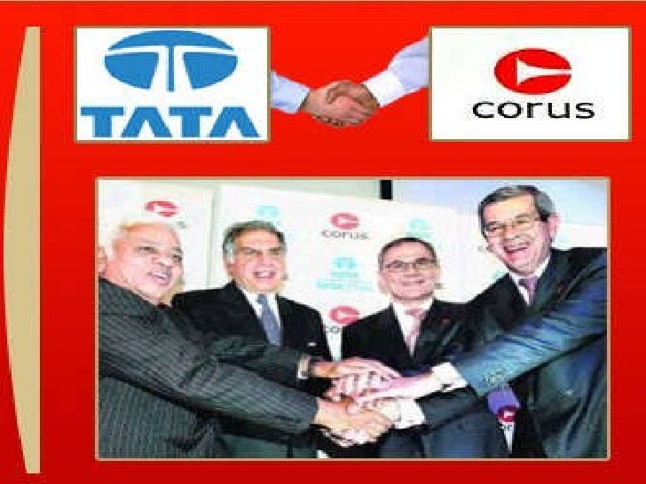 tata corus acquisition Nandini lakshman, ratan tata discusses the deal and its significanceedited excerpts of their exchange follow: how important is size for tata steel and how important is the corus acquisition in reaching the right scale.