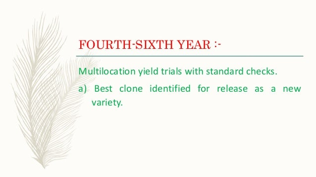 Merits 1) Useful in conserving heterosis for several generations i.e. method retains all the characteristic of the parenta...