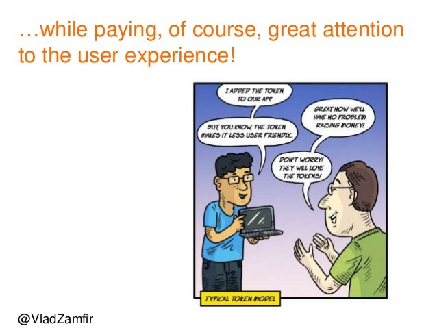 @VladZamfir …while paying, of course, great attention to the user experience!