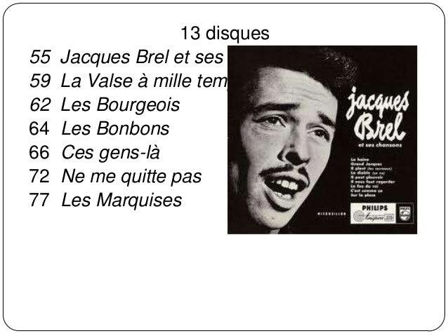 Concerts 53 Les Trois Baudets 54 56 Apollo 59 Bobino 61 Olympia Tournées Canada, le Maroc, La Tunisie, Le Liban, Israël … ...
