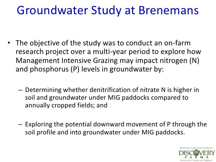 an analysis of the groundwater quality This study was carried out to ensure the quality of groundwater to make  the  statistical analysis for all the parameters has revealed a positive.