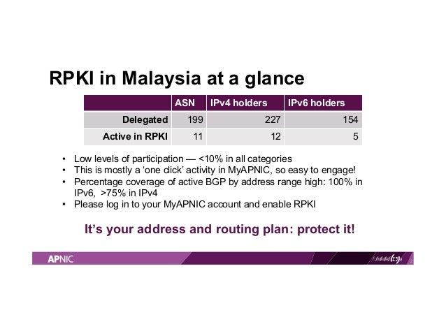 RPKI Service Updates by Brenda Buwu Slide 2