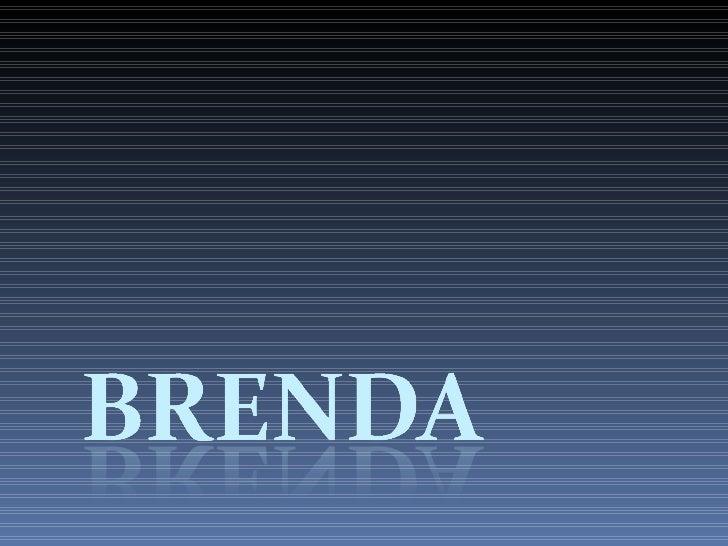 Brenda<br />
