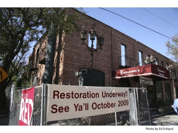 Brennan's Rebuilding 2008-2010 Slide 3