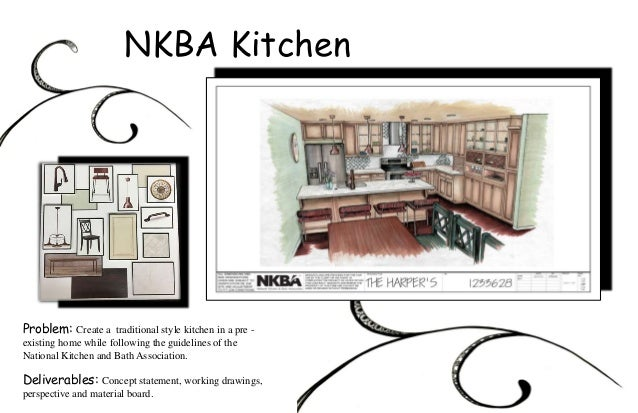 Nkba Kitchen And Bathroom Planning Guidelines With Access Standards Brenna Senger Interior