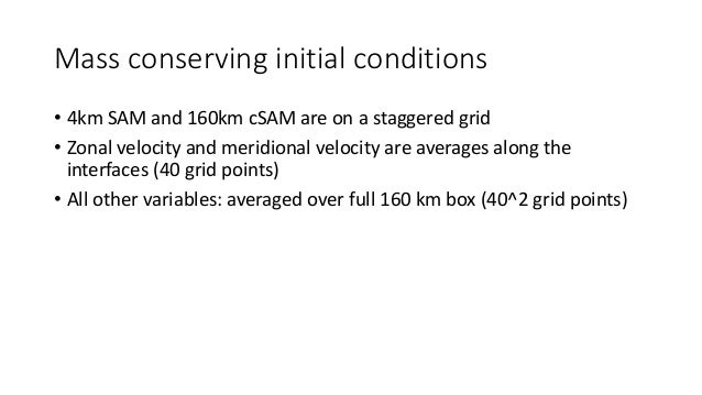 Parametrized source on the equator Moistening Heating