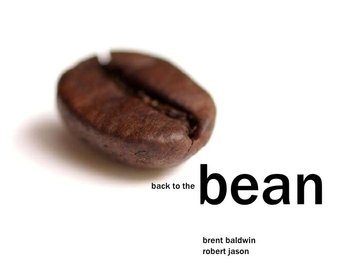 brent baldwin robert jason back to the bean