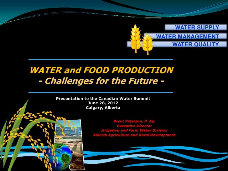 Brent paterson alberta agriculture and rural development for Usda rural development louisiana