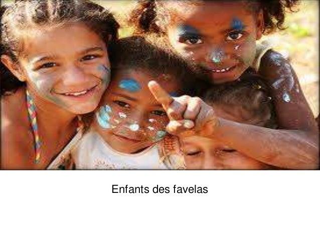 Enfants des favelas