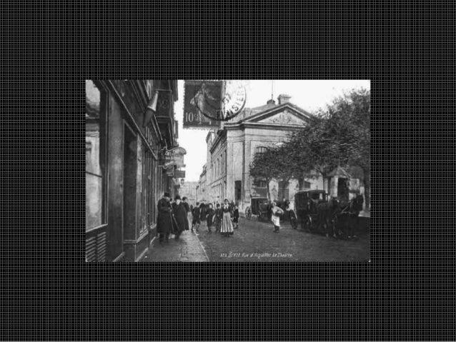 Brest d'antan
