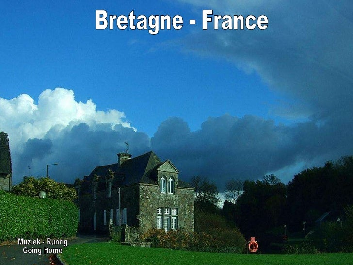 Muziek - Runrig Going Home Bretagne - France