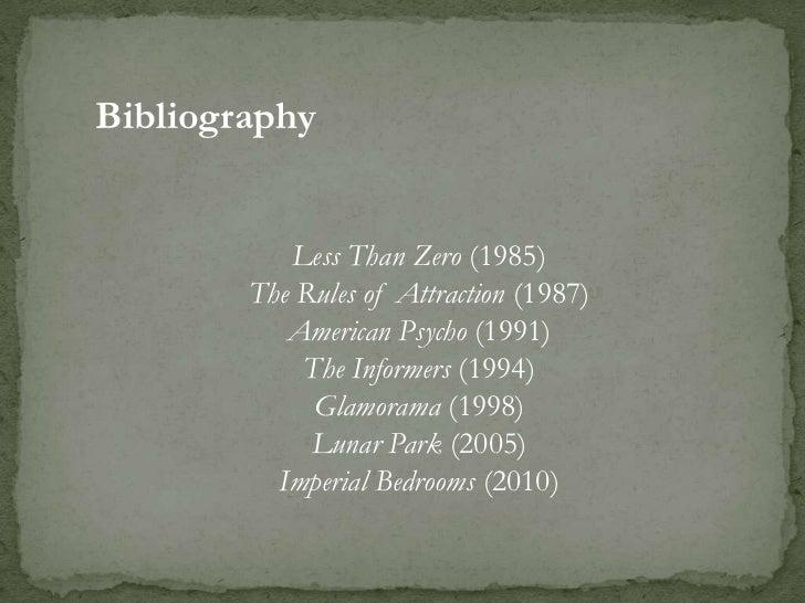 Bret Easton Ellis Born March 7  1964 From California 7 Notable Works  3. Bret Easton Ellis