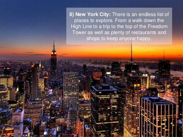 8 Great Labor Day Travel Destinations Slide 2