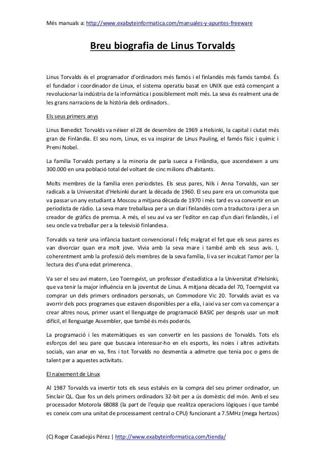 Més manuals a: http://www.exabyteinformatica.com/manuales-y-apuntes-freeware(C) Roger Casadejús Pérez | http://www.exabyte...
