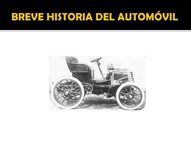  Todo comenzó con la invención  de la máquina de vapor y el motor  a gas a finales del siglo XVII. Francis    Moore, inv...