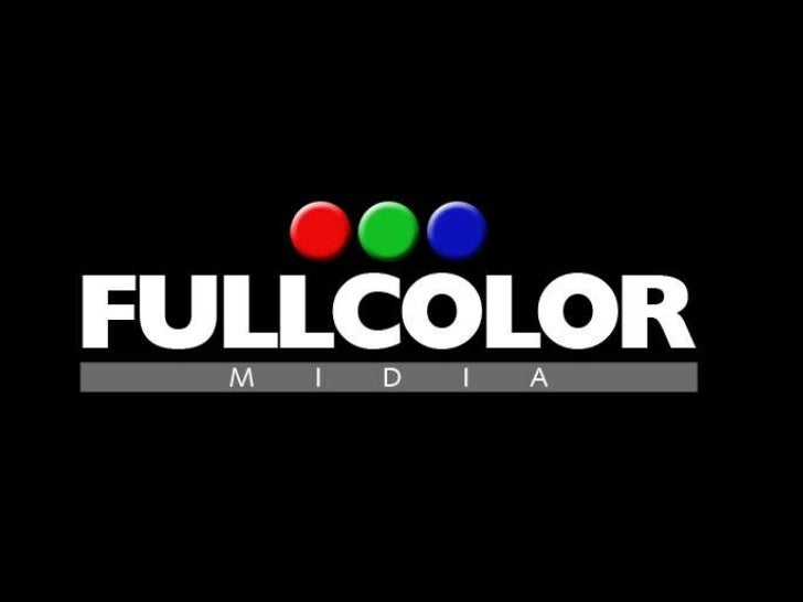 A trajetória da Fullcolor Mídia é   The trajectory of Fullcolor Media     recente, iniciamos nossas           is recent, w...