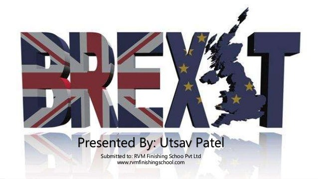 Presented By: Utsav Patel Submitted to: RVM Finishing Schoo Pvt Ltd www.rvmfinishingschool.com