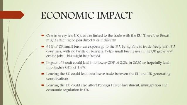 Trade Union Representative >> Brexit