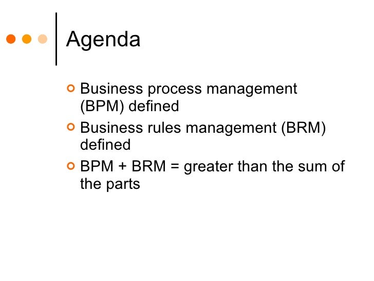 Business Rules Forum Webinar Slide 2