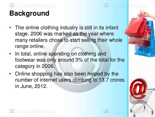 On line fashion retailers 5