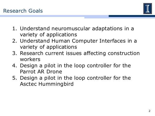 Neuromuscular Adaptations to Human Computer Interfaces