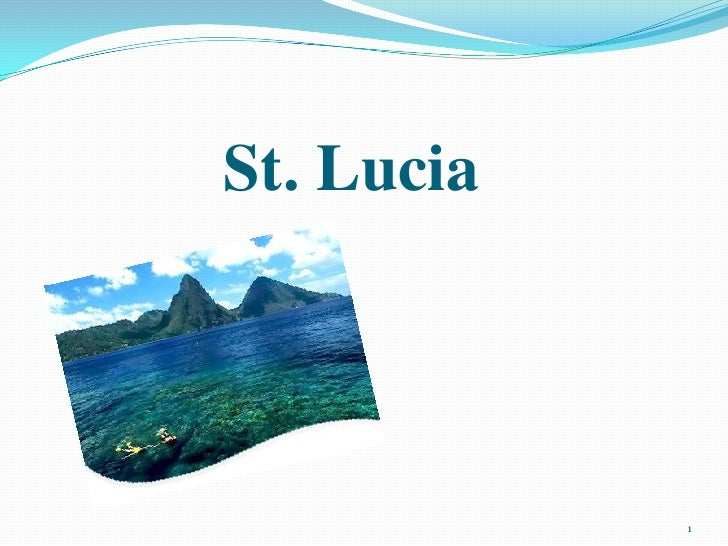St. Lucia<br />1<br />