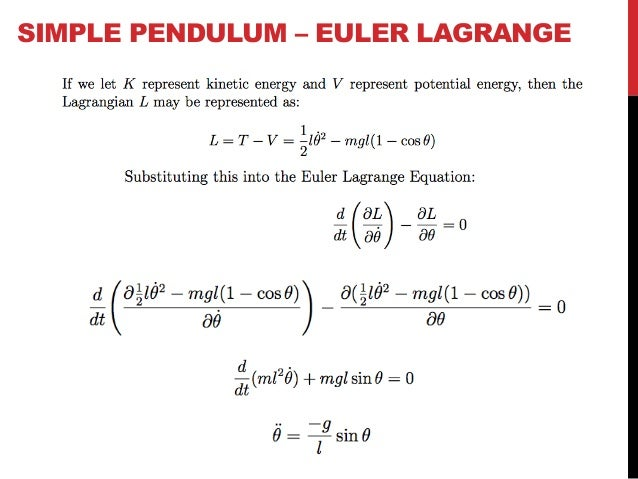 how to solve lagrangian equation economics
