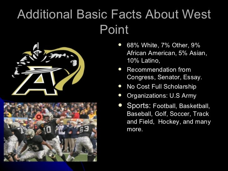 west point essay