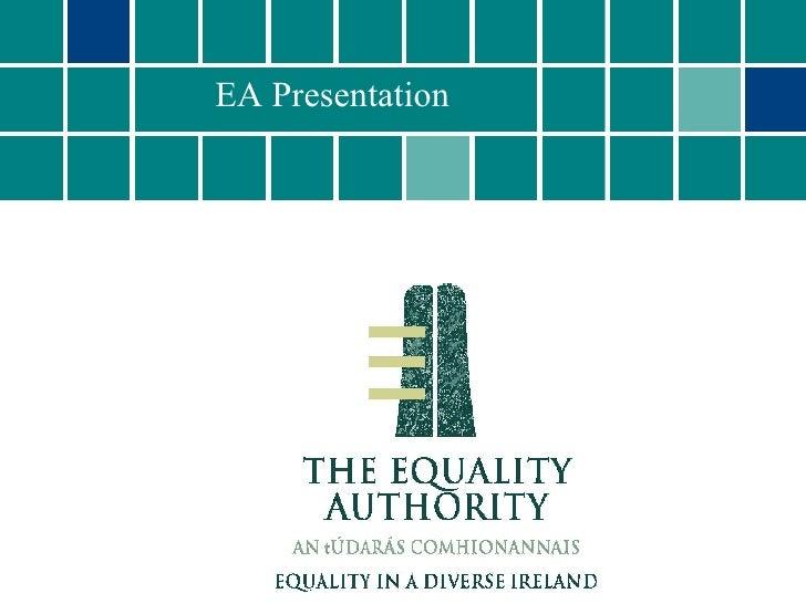EA Presentation