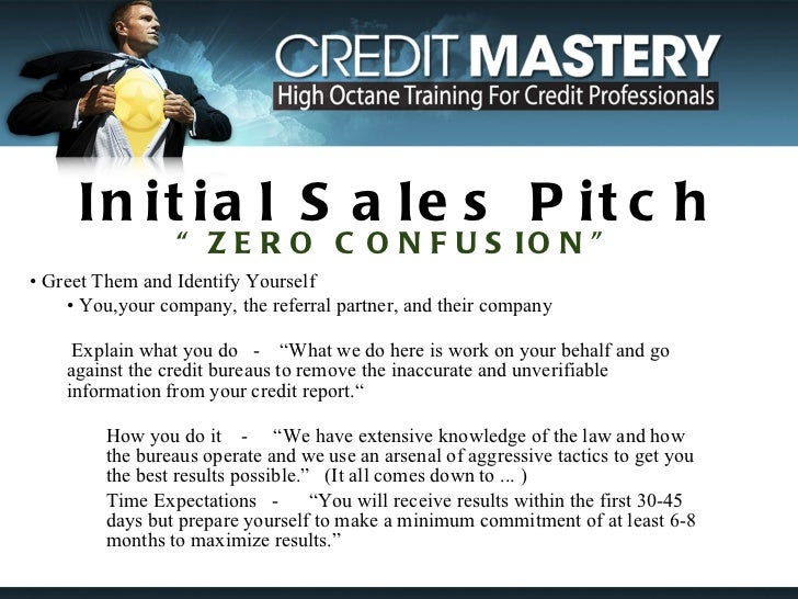 How To Sell Credit Repair - Brian C  Aber