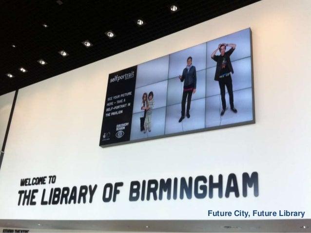 Future City, Future Library