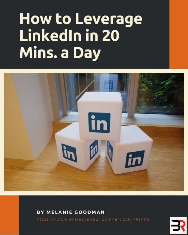 Recap Carousel: Leverage Linkedin in 20 Minutes a Day