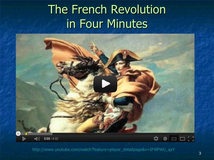 turning points of the french revolution Important battles & turning points of the american revolution  turning point of the american revolution it was very important because it convinced the french to .