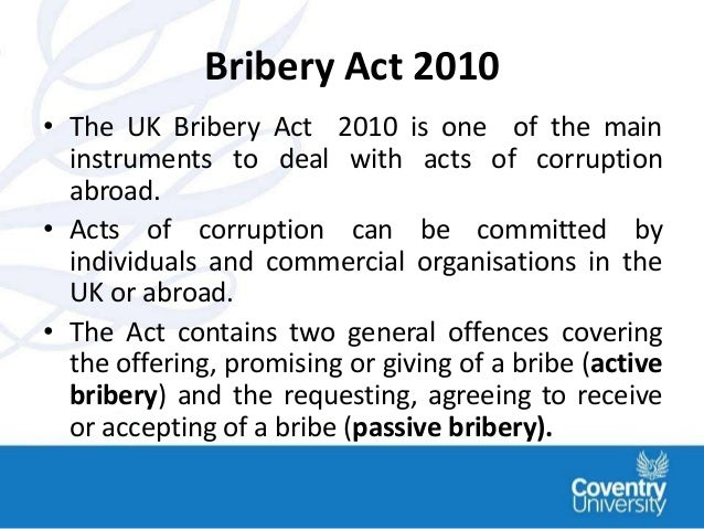 ethics bribery in the international commu Examples of international frameworks international and foreign law international and foreign law on bribery and corruption.