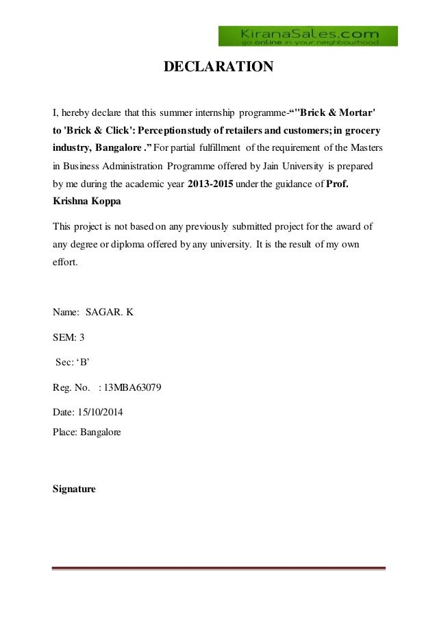 Banglore mba notes College paper Example