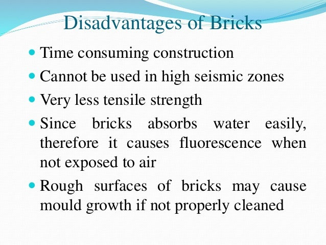 Brick As Building Materials