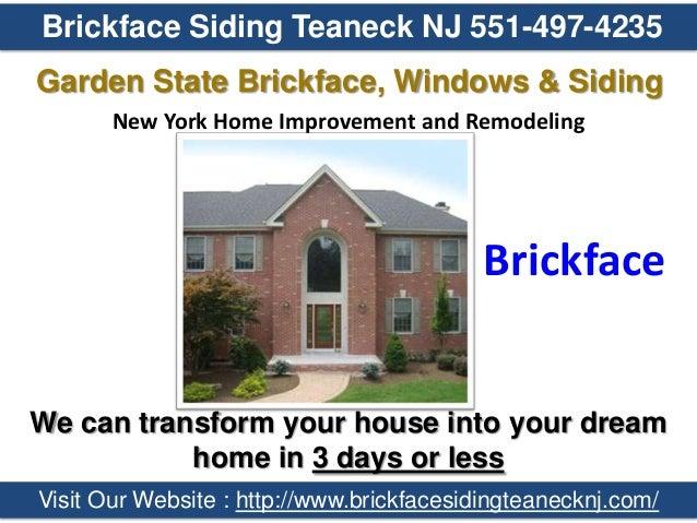 Brickface ...