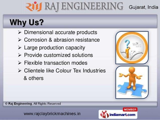 Brick Machines By Raj Engineering, Gujarat Slide 3