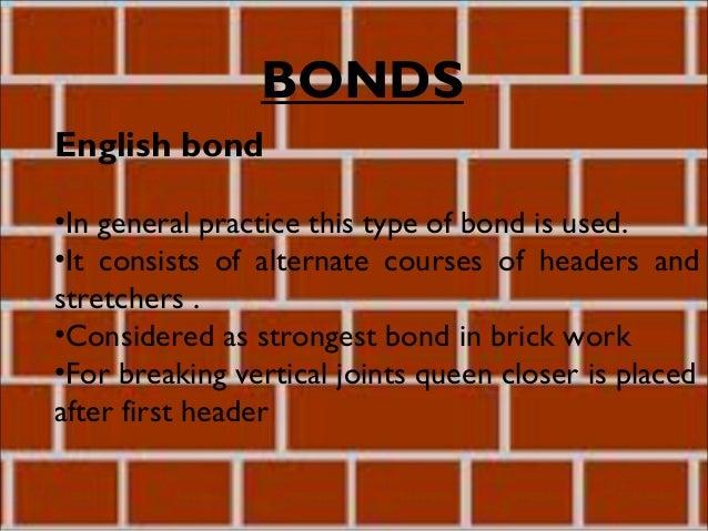 Types Of Fire Bricks : Brick masonry