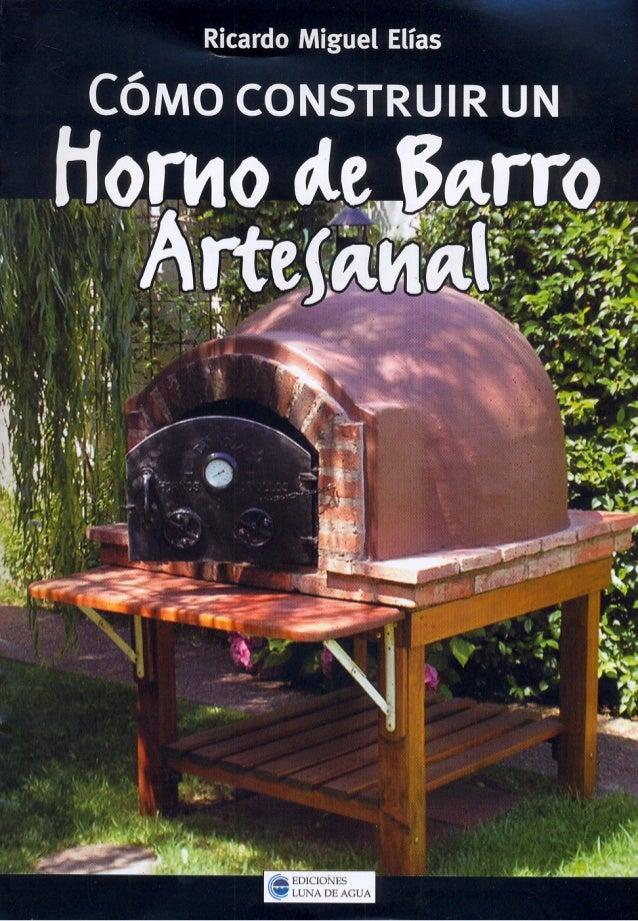 Bricolaje ecologico libro como construir un horno de for Como construir un horno
